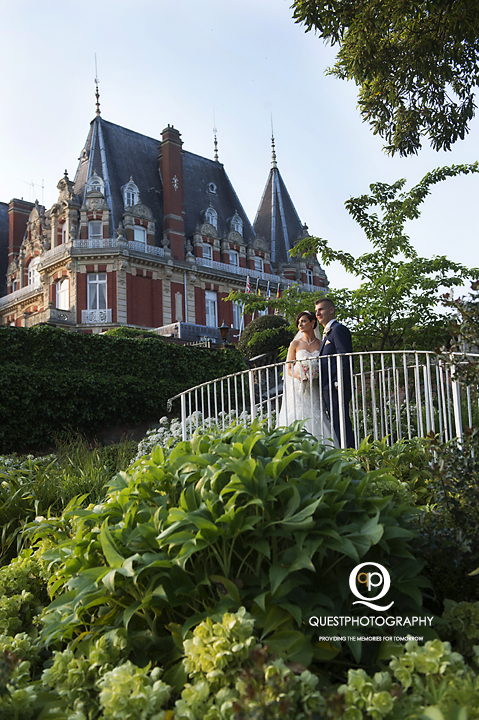 The Chateau Impney Droitwich